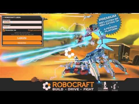 Как зарегистрироваться и установить Robocraft (Подробный гайд)