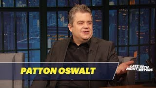 Patton Oswalt Shares Stories About Paula Pell on the A.P. Bio Set