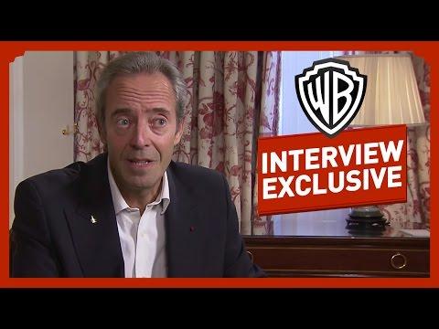 GRAVITY - Interview - Sandra Bullock / George Clooney