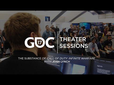 GDC 2017: The Substance of Call of Duty: Infinite Warfare w/ Josh Lynch