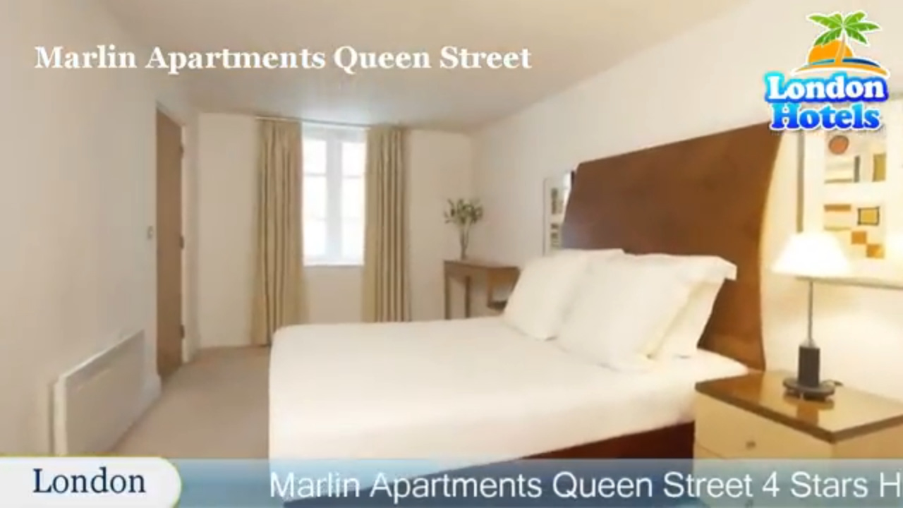 Marlin Apartments Queen Street   London Hotels, UK
