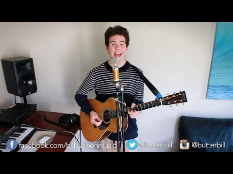 Carly Rae Jepsen I Really Like You - Billy Wilson Acoustic Cover