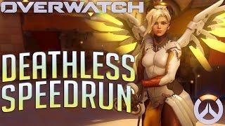 Mercy Deathless Speedrun