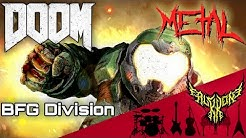 DOOM (2016) - BFG Division 【Intense Symphonic Metal Cover】