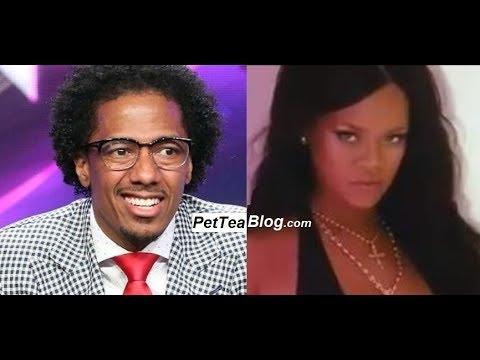 Nick Cannon Shoots His Shot At Rihanna 🌟