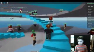 George Plays Roblox: Natural Disaster Survival Part 2