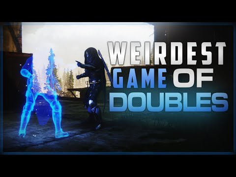 My Weirdest Game Of Doubles Ever