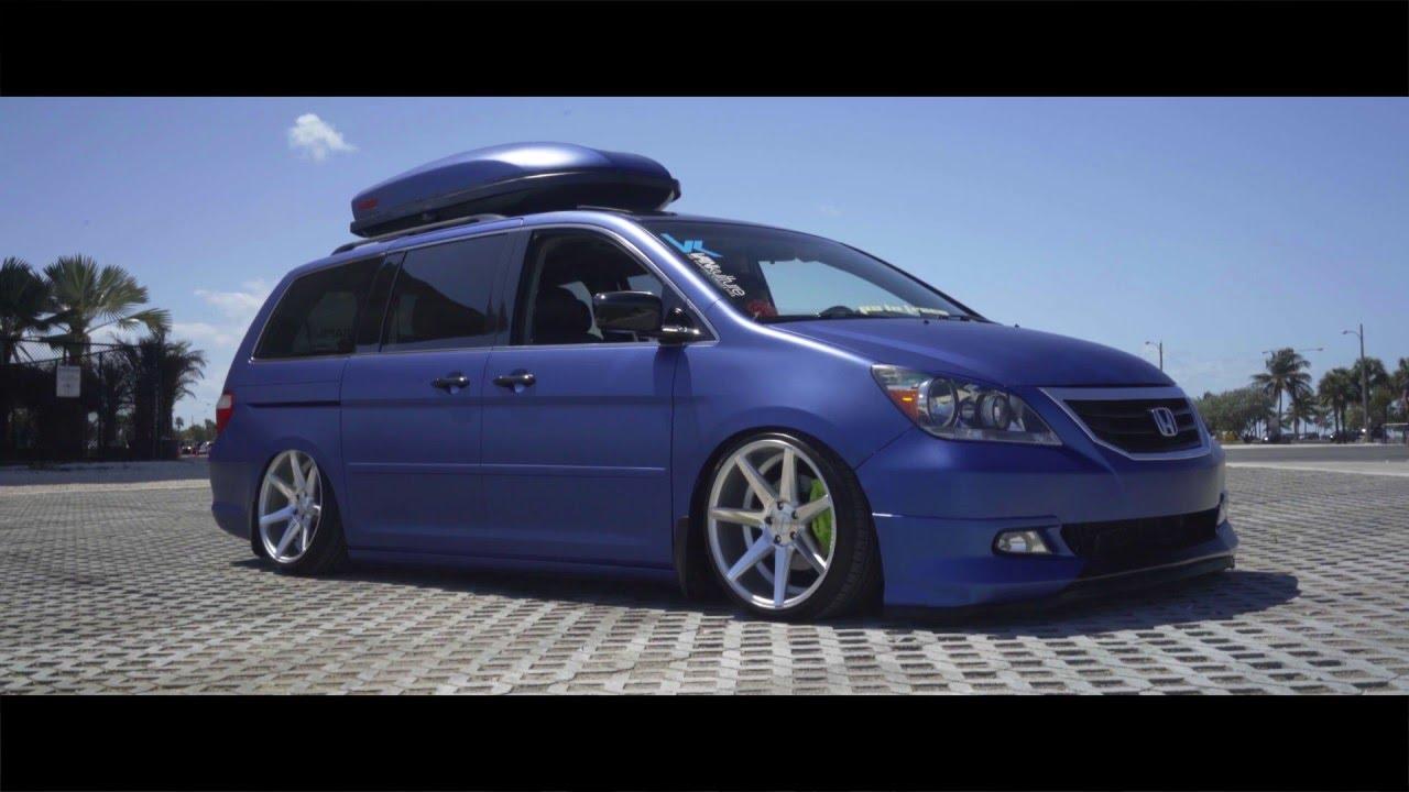Bagged Odyssey - @lm_autosports   4K - YouTube