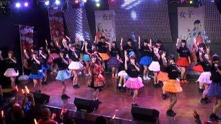 【2019年5月11日】仮面女子・スチームガールズの水野ふえ(24)が東京・...