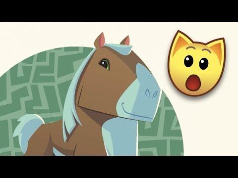 Amazing Julian2 Fan Art Horse