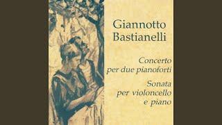 Sonata per violoncello e piano: Larghetto - Allegro moderato, ma vigoroso