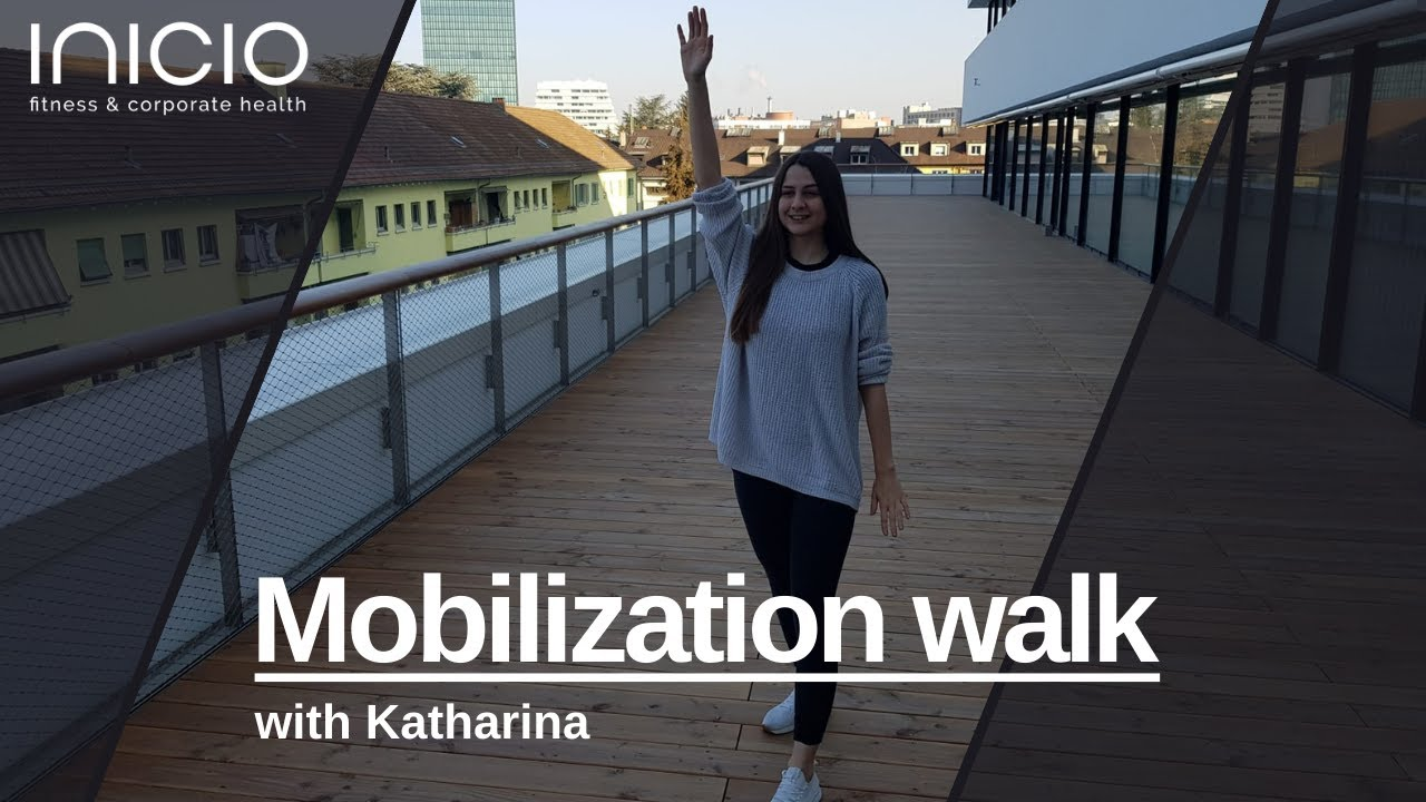 daily mobilization walk: part 1 with  Katharina