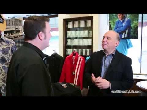 Lansky Brothers, Dress Like The King! - Patrick Dockry Health Beauty Life [1080p]