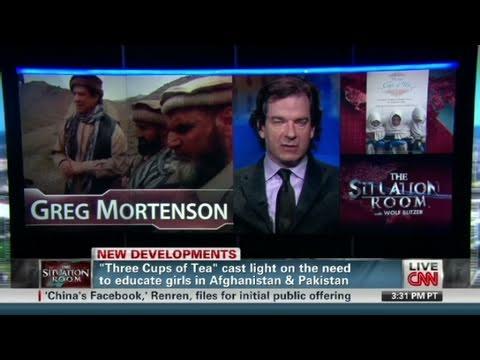 "CNN: 'Three Cups of Tea"" author accused of lying"