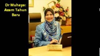 Prof DR Muhaya ,  Ikim - Azam Tahun Baru