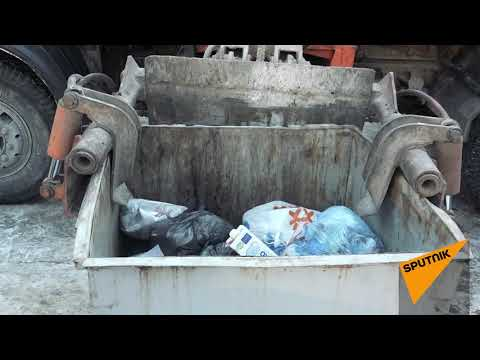 Откровения водителя мусоровоза с 13-летним стажем