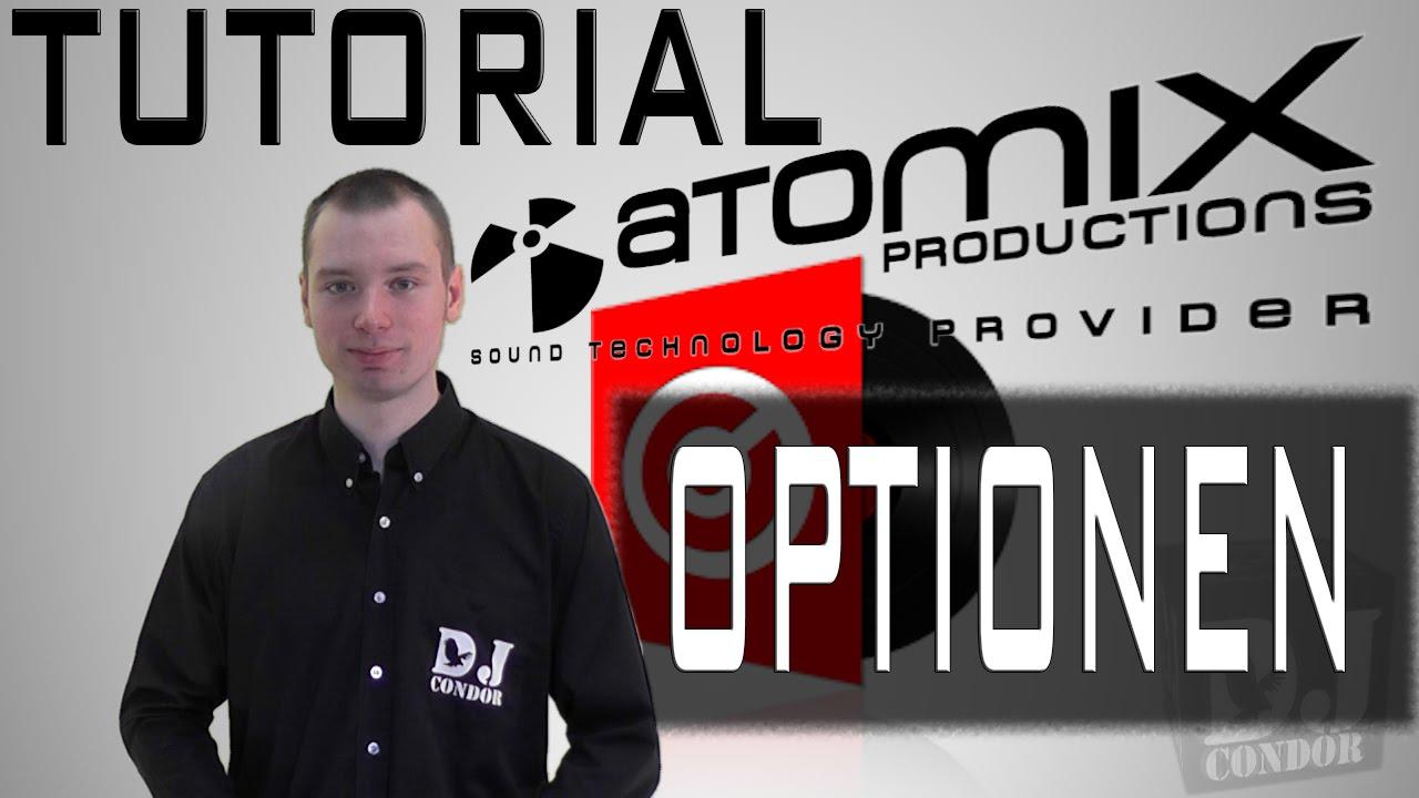 virtual dj 8 anf nger tutorial einstellungen optionen. Black Bedroom Furniture Sets. Home Design Ideas