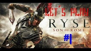 Ryse Son of Rome Walkthrough Let´s Play XBOX ONE 1080p en español parte 1