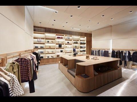 A.P.C. store by Laurent Deroo & Kelvin Ho, Melbourne -- Australia