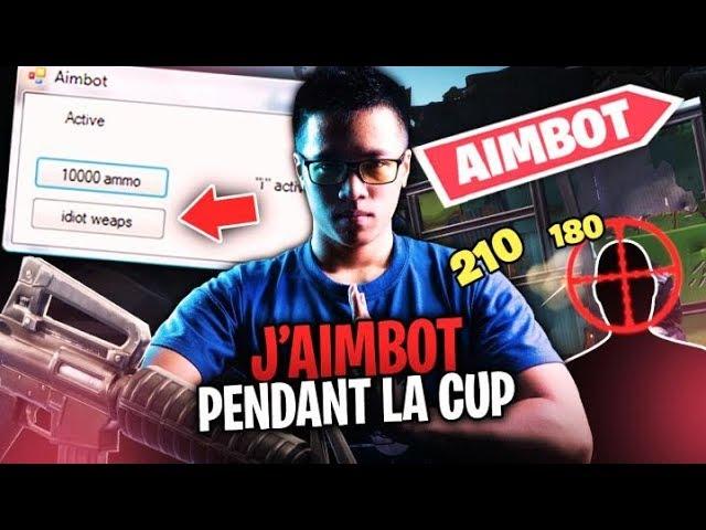 J'AIMBOT PENDANT LA CUP ► DEMIE-FINALE TRIO AVEC HUNTER ET SKITE  [HIGHLIGHTS]