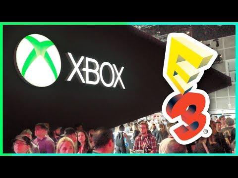 Xbox Booth - PRETTY COOL STUFF (E3 2017)