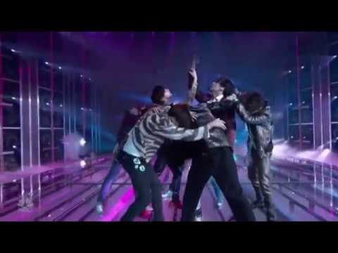 BTS - FAKE LOVE' - 2018 Billboard Music Awards