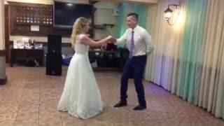 Анна и Андрей, свадебный вальс