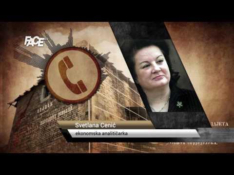 Svetlana Cenić u BV-u: Zna se ko je kupio Bosnalijek i FDS