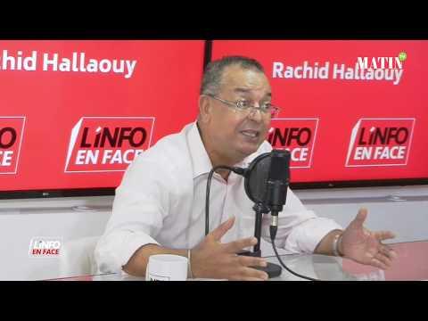 Lahcen Haddad invité de L'Info en Face