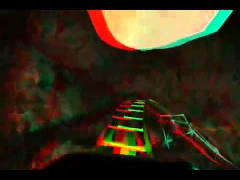 filme montanha russa para culos 3d vdeo