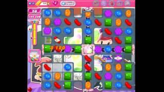 Candy Crush Saga Level 1096 No Booster