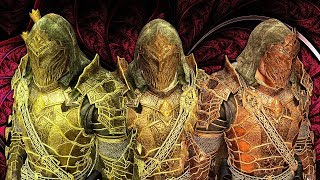 SHADOW OF WAR - UNIQUE SAWBONES & TRACKER OVERLORD DIFFICULTY NEMESIS IN DESERT