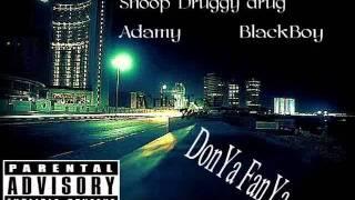 Snoop Druggy Drug Ft Adamy and BlackBoy- DonYa FanYa ( libyan rap )