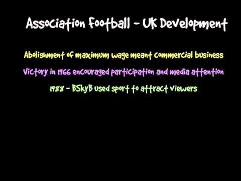 A2 PE Comparative Studies: Football - Aus vs UK