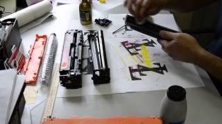 Цветной(Заправка Цветных лазерных картриджей в Москве и московской области , ремонт , запасные части к принтерам..., 2015-07-25T13:33:32.000Z)