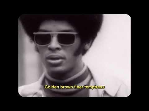 Keziah Jones - Golden Brown
