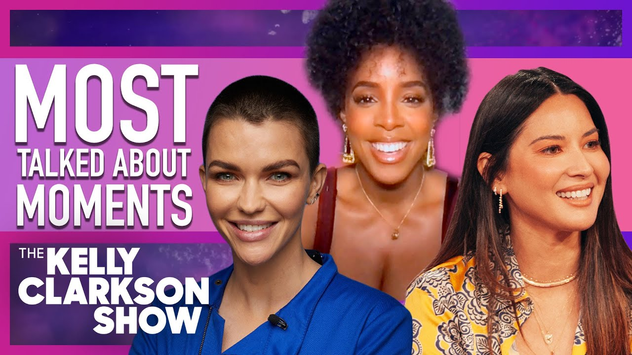 Most Talked About Moments | Kelly Rowland, Ruby Rose & Olivia Munn