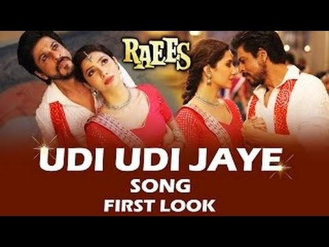 Udi Udi Jaye Lyrics – RAEES – Sukhwinder Singh | ShahRukh Khan, Mahira Khan