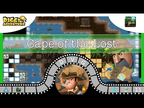 [~Scandinavia Father~] #11 Cape of the Lost - Diggy's Adventure