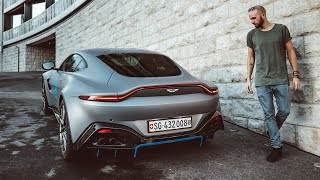 Why I Loved The 2019 Aston Martin Vantage!