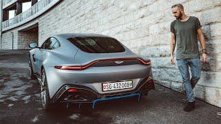 Why I Loved The 2019 Aston Martin Vantage!