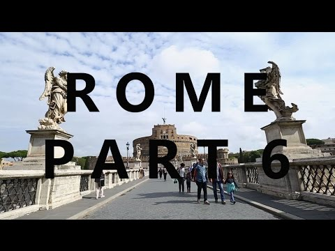 ROME, ITALY - Travel Photographer Vlog Part 6