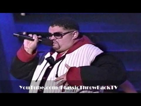 "Heavy D - ""Now That We Found Love"" Live (1992)"