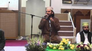 Mehfil Saif Ul Malook Amsterdam 2012. Masjid Alkaram part 4
