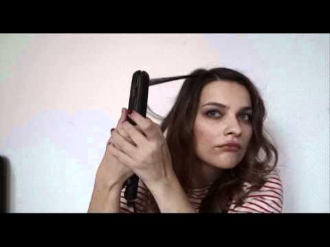 Comment faire un brushing bouclettes youtube - Comment faire un brushing ...