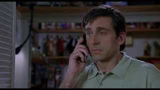 The 40 Year Old Virgin - Funny Phone Call (1080p)