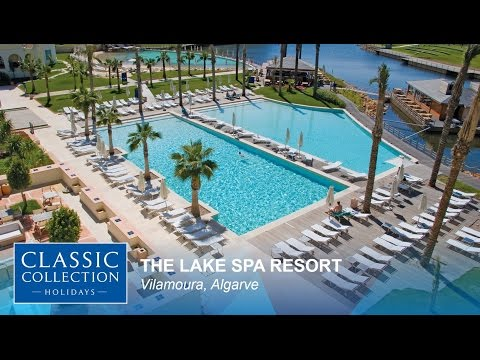 The Lake Spa Resort, Vilamoura, Algarve