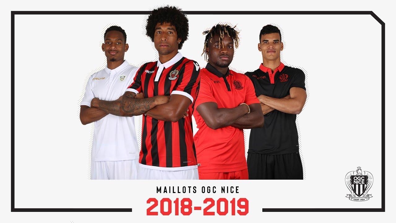 Les Saison La De Nouveaux 20182019 Tous Maillots dCBerxo