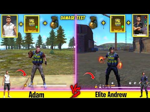 ADAM VS ELITE ANDREW ABILITY TEST FREE FIRE-para SAMSUNG,A3,A5,A6,A7,J2,J5,J7,S5,S6,S7,S9,A10,A20