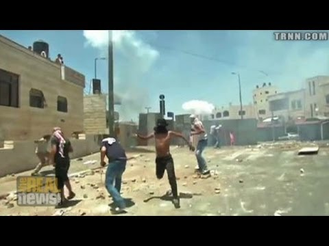 Reporting From Besieged Shuafat Refugee Camp